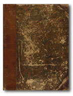 William Blake's Notebook Cover